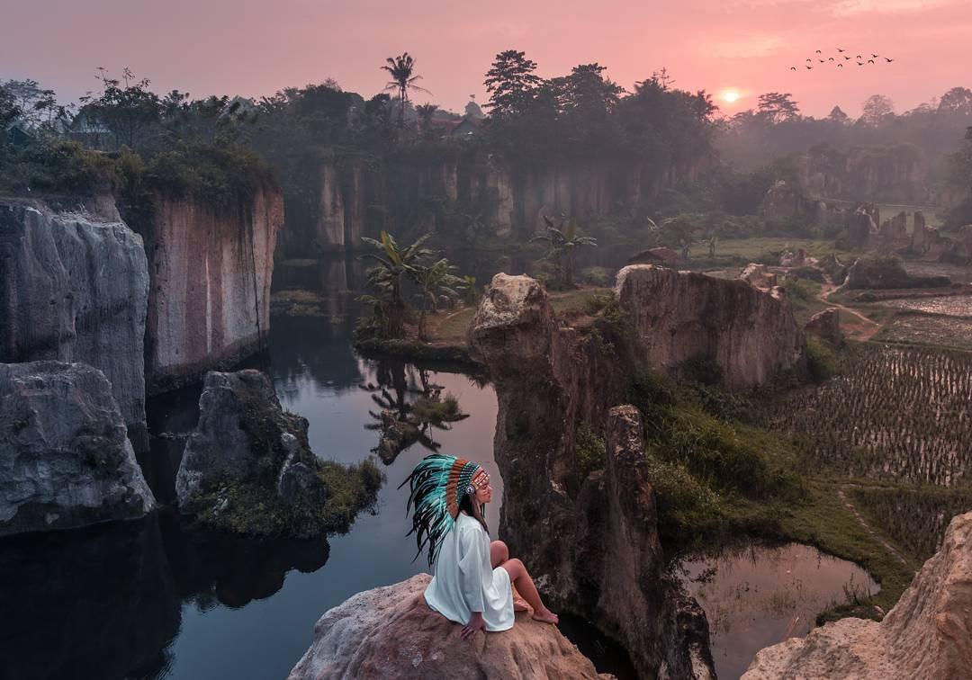 Tebing Koja - Wisata Alam Dekat dan Hemat di Pinggir Jakarta