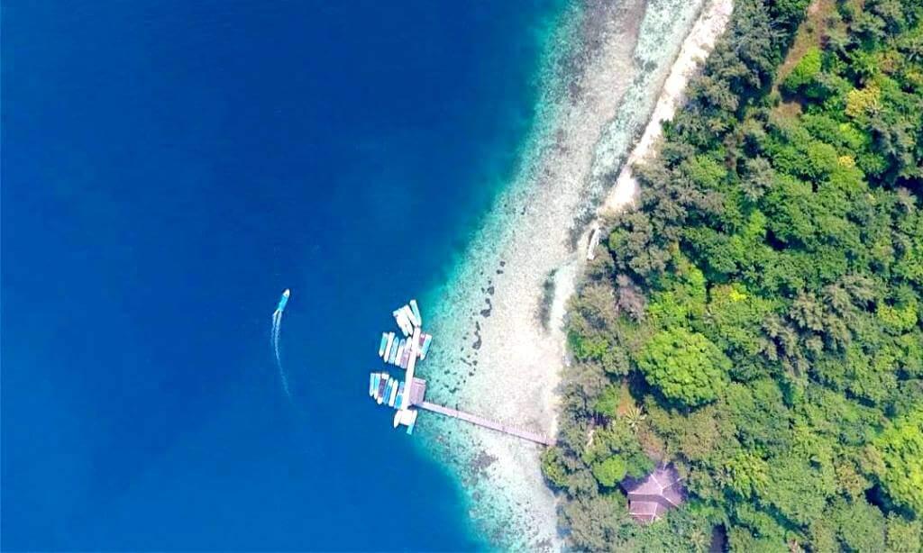 Pulau Bira, Kepulauan Seribu, DKI Jakarta
