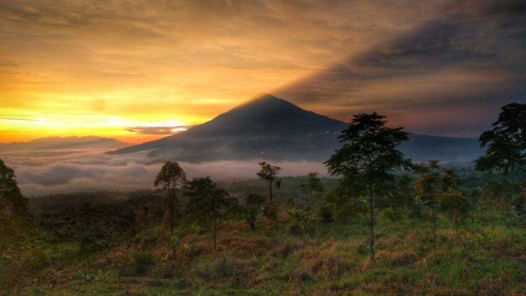 Gunung Cikuray, Garut